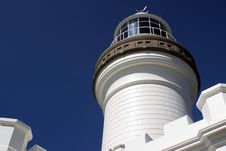 Byron Bay Lighthouse Royalty Free Stock Photos