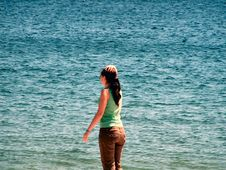 Free Lost At Sea 3 Stock Photography - 1096652