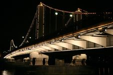 Free Chelsea Bridge Royalty Free Stock Image - 1096976
