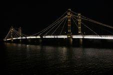 Free Albert Bridge Stock Photos - 1097283