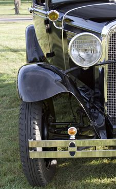 Free Model A Ford Royalty Free Stock Photos - 1097648