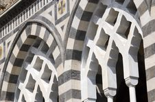 Free Amalfi, Italy, Cathedral Of St.Andrew Stock Image - 1097661