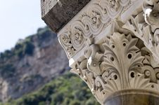 Free Amalfi, Italy, Cathedral Of St.Andrew Royalty Free Stock Photography - 1097667