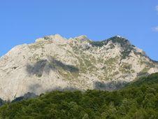 Free High Mountain Royalty Free Stock Photo - 1097675