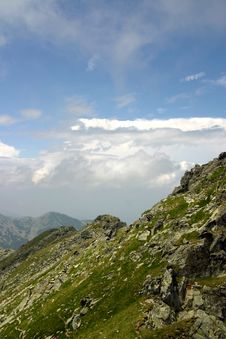 Free Peak Line Stock Photography - 1098122