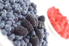 Free Mixed Berries Royalty Free Stock Photo - 1098625