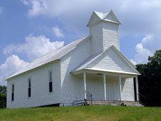 Free Historic Kentucky Church Stock Photography - 1099562