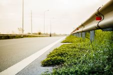 Free Road, Green, Yellow, Infrastructure Royalty Free Stock Image - 109021426