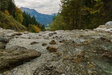 Free Water, Wilderness, Mountainous Landforms, Stream Royalty Free Stock Photos - 109022048