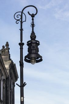 Free Sky, Light Fixture, Street Light, Iron Royalty Free Stock Photography - 109022417