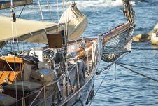 Free Sailing Ship, Tall Ship, Water Transportation, Boat Stock Image - 109022721