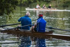 Free Rowing, Waterway, Watercraft Rowing, Oar Stock Photography - 109022752