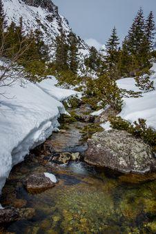 Free Snow, Water, Winter, Nature Stock Photos - 109281843