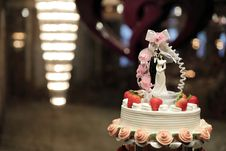 Free Wedding Cake, Pink, Cake, Wedding Ceremony Supply Stock Images - 109303554