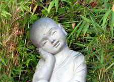 Free Statue, Grass, Sculpture, Head Stock Photos - 109330093