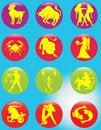 Free Horoscope Royalty Free Stock Photos - 10949208