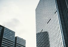 Free High-rise Glass Building Royalty Free Stock Image - 109434126