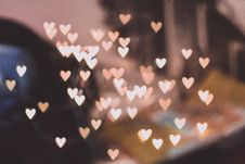 Free Photo Of Pink Hearts Overlay Royalty Free Stock Images - 109516349