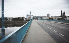 Free Metropolitan Area, Road, Bridge, Infrastructure Royalty Free Stock Photos - 109829888