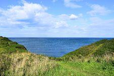 Free Coast, Sky, Sea, Headland Stock Photo - 109830050