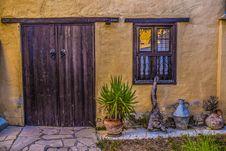 Free Yellow, Wall, Door, House Stock Photos - 109830053