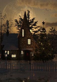 Free Tree, Sky, Woody Plant, Christmas Tree Royalty Free Stock Photos - 109830148