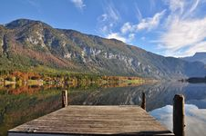 Free Reflection, Nature, Mountainous Landforms, Mountain Royalty Free Stock Image - 109830236