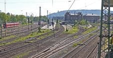 Free Track, Transport, Rail Transport, Train Station Stock Photo - 109830350