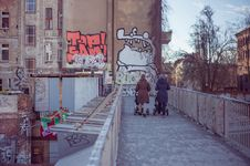 Free Alley, Architecture, Berlin Royalty Free Stock Images - 109883809