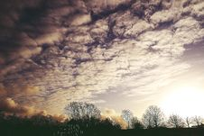 Free Backlit, Clouds, Dark Stock Photos - 109884023