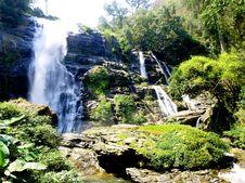 Free Cascade, Chiang, Mai Stock Photos - 109884203