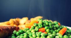 Free Beans, Carrots, Close-up Stock Image - 109884991