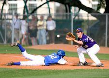 Free Two Man Playing Baseball During Daytime Stock Photos - 109885753