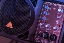 Free Purple, Electronics, Sound, Audio Stock Image - 109886261