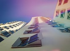 Free White Building Under Blue Sky Royalty Free Stock Photos - 109886298
