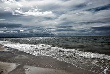 Free Beach, Clouds, Coast Stock Photography - 109886712