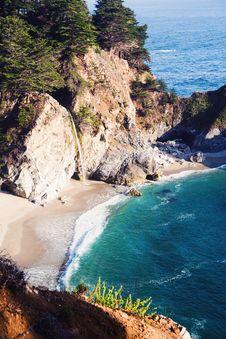 Free Top View Of Seashore Stock Photo - 109886750