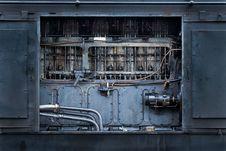 Free Metal, Panels, Pipes Royalty Free Stock Photos - 109887728