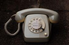 Free Gray Rotary Telephone Stock Photos - 109888403