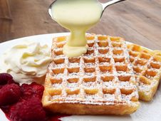 Free Breakfast, Close, -up Stock Photo - 109888800