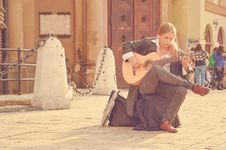 Free Acoustic, Guitar, Adult Royalty Free Stock Photo - 109888855