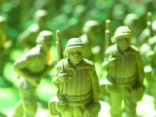 Free Army, Blur, Figurines Royalty Free Stock Image - 109888866