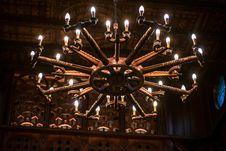 Free Chandelier, Illuminated, Lights Stock Photo - 109888900