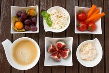 Free Bowls, Breakfast, Cheese Stock Images - 109889314
