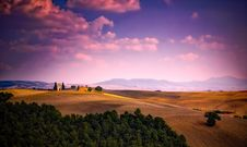 Free Scenic View Of Landscape Against Dramatic Sky Royalty Free Stock Photography - 109889347