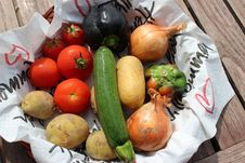 Free Close-up Of Vegetables Stock Photography - 109889512
