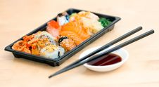 Free Close-up Photo Of Sushi Served On Table Stock Photos - 109889693