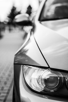 Free Close-up Of Car Royalty Free Stock Photography - 109889807