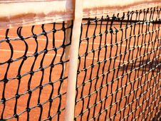 Free Close-up Of Chainlink Fence Against Sky Royalty Free Stock Images - 109889839