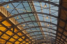Free Low Angle View Of Built Structure Against Sky Stock Photo - 109889840